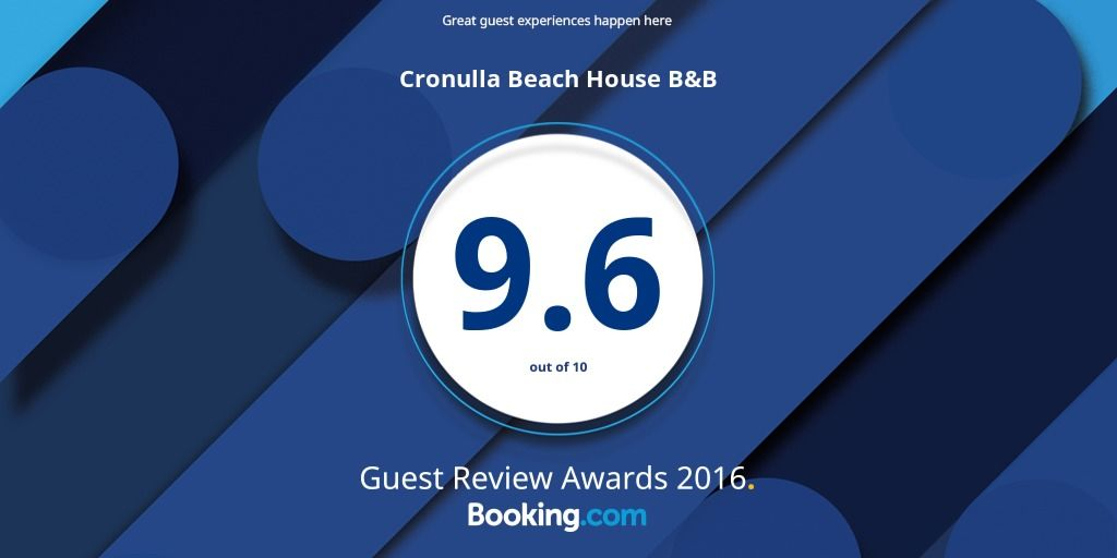 Guest Review Award 2016 L