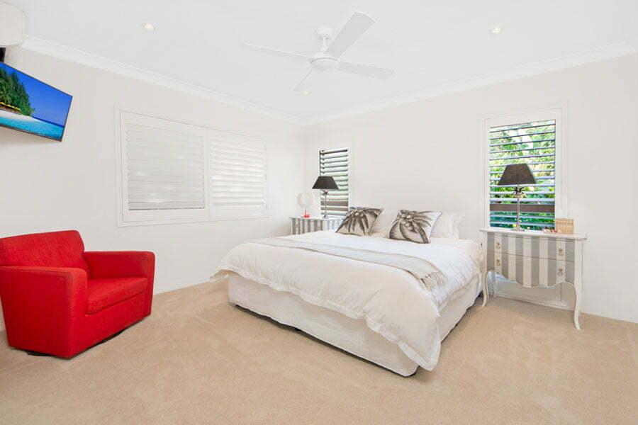 Cronulla Room Bedroom