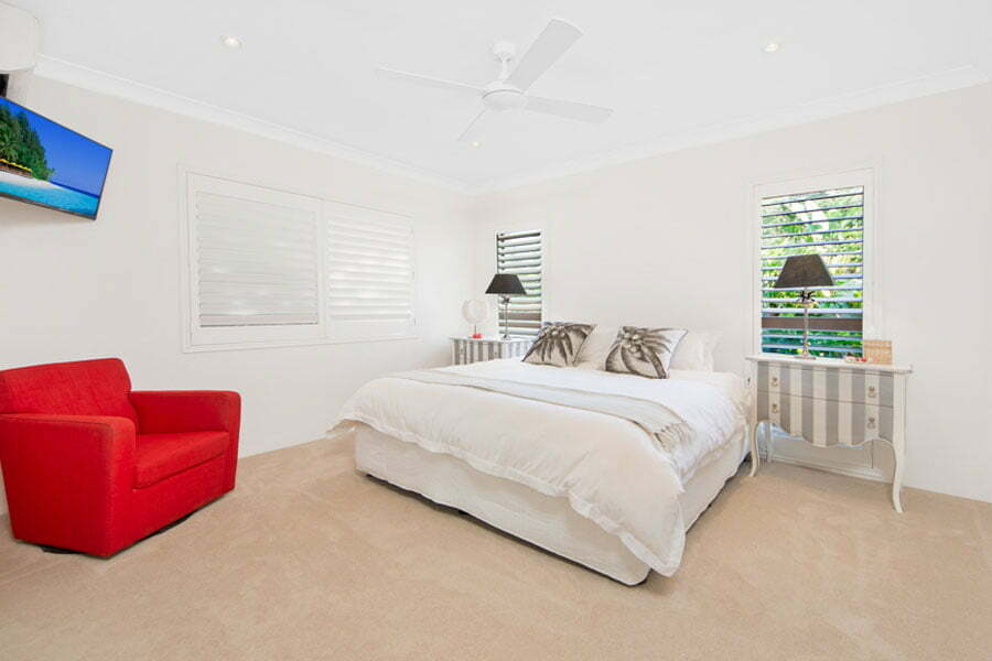 Cronulla Room Bedroom